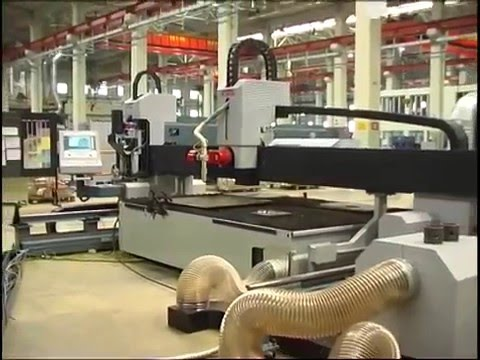 DURMA PL 30120 Plasma Cutting Machine